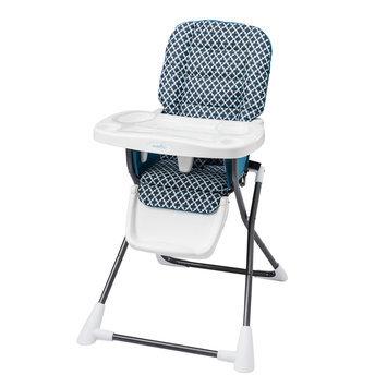 Evenflo Company Inc. Evenflo Compact Fold High Chair in Monaco