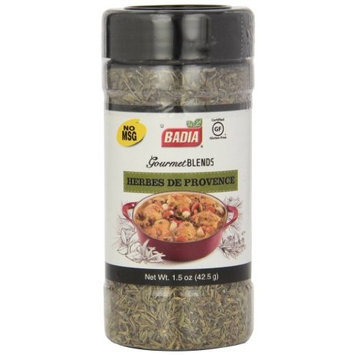Badia Spices inc Spice, Herb De Provence, 1.5-Ounce (Pack of 6)