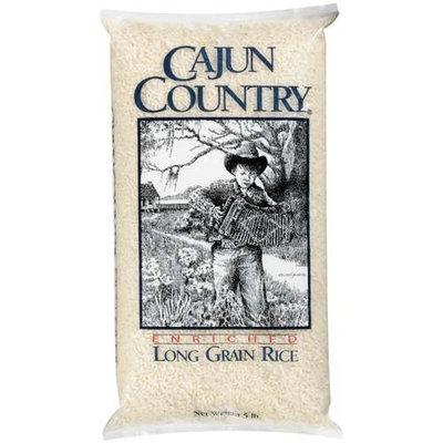 Cajun Country: Enriched Long Grain Rice, 5 Lb