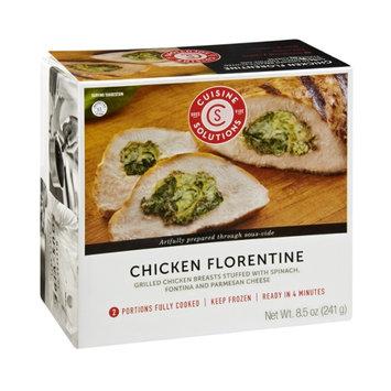 Cuisine Solutions Chicken Florentine