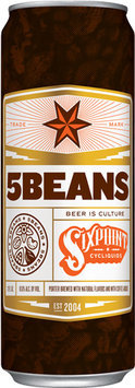 Sixpoint Brewery 5Beans