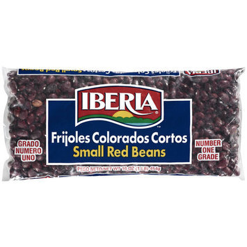Iberia Small Red Beans, 16 oz