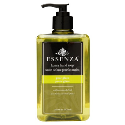 Essenza Luxury Hand Soap, Pear Glace, 16.9 fl oz