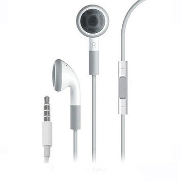 4XEM Apple Original Earphones with Remote and Mic for iPhone/iPod/iPad