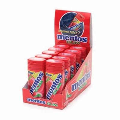 Mentos Gum Sugarfree Chewing Gum