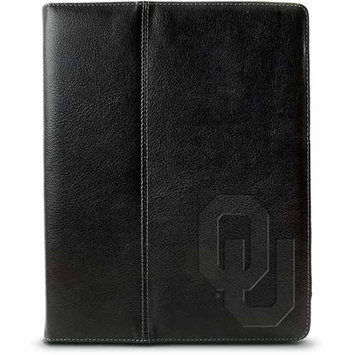 CENTON Centon iPad Leather Folio Case University of Oklahoma