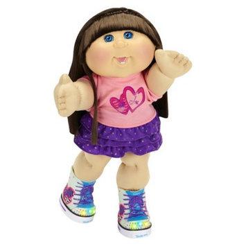 Cabbage Patch Kids Twinkle Toes 14 Kid, Brunette, Blue Eyes, Caucasian