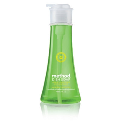 method cucumber dish soap