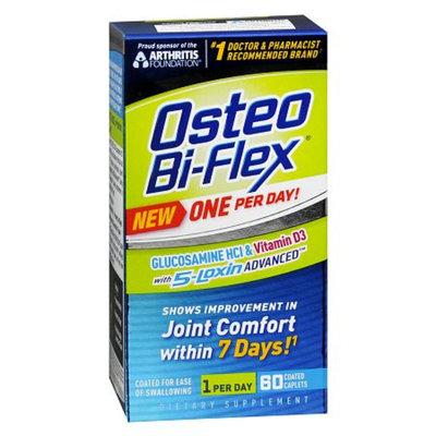 Osteo Bi-Flex Glucosamine HCI & Vitamin D3 Dietary Supplement Coated Caplets