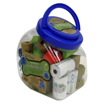 Greenberry Eco-Industries, LLC Greenbone's Reusable Screwtop Canister
