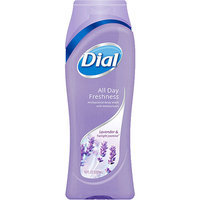Dial All Day Freshness Lavender and Twilight Jasmine Body Wash