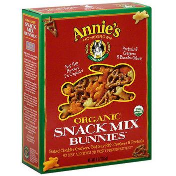 Annie's® organic snack mix bunnies