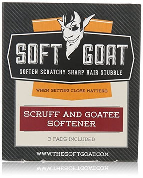 The Soft Goat Soft Goat Scruff and Goatee Softener