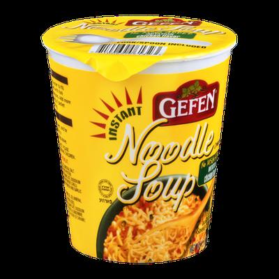 Gefen Instant Noodle Soup Chicken Flavor