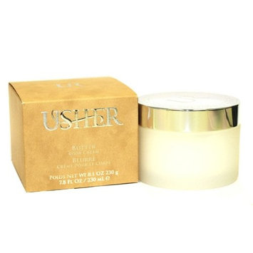 Usher by Usher for Women, Body Cream, 8.1-Ounce