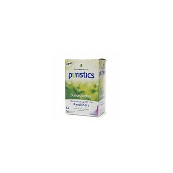 Puristics Pure Protection Pantiliners Puristics Pure Protection 100% Natural Cotton Pantiliners