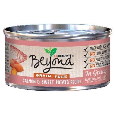Purina PetCare Beyond Grain Free Gravy Salmon 3 oz
