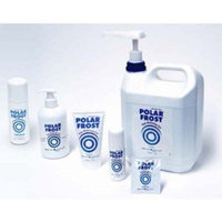 Polar Frost Pain Relieving Cold Gel - Polar Frost, roll-on, 24 x 75 ml (2.5 o...
