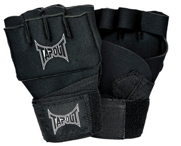 Topo-logic Systems, Inc. TapouT Striking and Training Gel Gloves Black