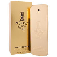 Paco Rabanne 1 Million By Paco Rabanne For Men Edt Spray, 3.4 Ounce