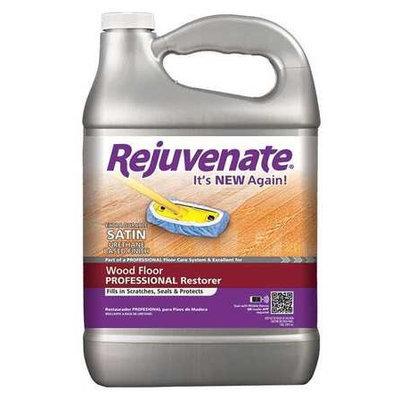 REJUVENATE RJ128PROFS Floor Restorer,128 oz, Odorless, PK4