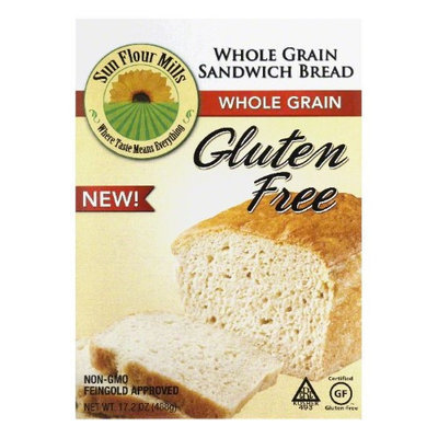 Sun Flour Mills Sandwich Bread Mix 17.2oz Pack of 6