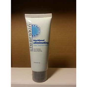 Avon Clearskin Blackhead Eliminating Deep Treatment Mask