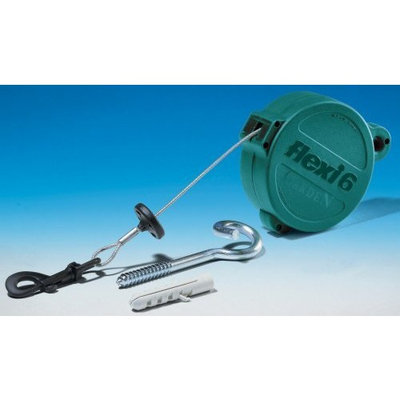 Flexi-6 Automatic Tie-Out 19.5'