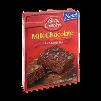 Betty Crocker Milk Chocolate Traditional Brownie Mix