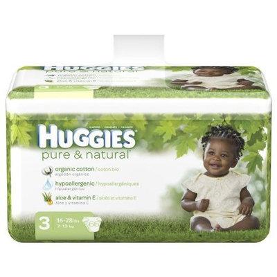 Huggies® Pure & Natural Baby Diapers