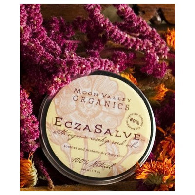 Eczasalve Ointment All Natural By Moon Valley Organics