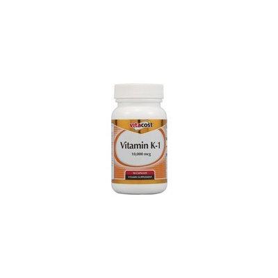 Vitacost Brand Vitacost Vitamin K-1 -- 10,000 mcg - 90 Capsules