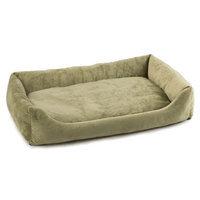 Pet Dreams X-Small Sage Green Eco Friendly 2-Piece Bumper Bed
