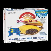 Golden Krust Jamaican Style Mild Beef Patties - 2 CT