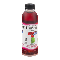 Honest Tea Organic Pomegranate Blue Herbal Tea
