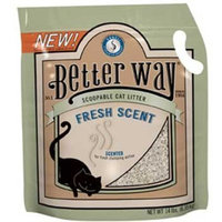 Harvest Ventures Better Way Fresh Scent Cat Litter - 14 lb