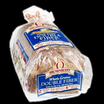 Brownberry Whole Grains Double Fiber Bread