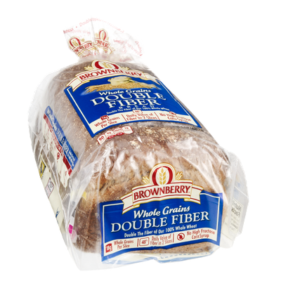 Brownberry Whole Grains Double Fiber Bread