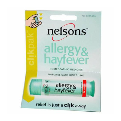 Nelsons Natural World Nelsons Allergy and Hayfever 84 Pillules
