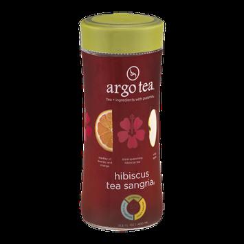 Argo Tea Hibiscus Tea Sangria