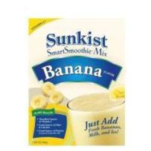 Sunkist Smart Smoothie Banana Mix