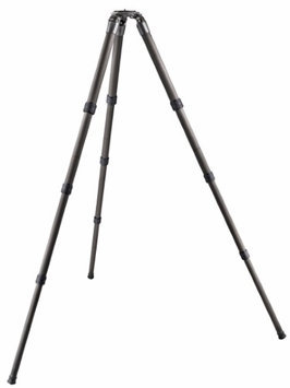 Gitzo GT5542LS Series 5 6x Systematic 4 Section Long Tripod, 60.43 Maximum Height