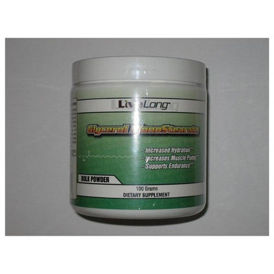 Livelong Nutrition LiveLong Glycerol Monostearate (GMS) 100g
