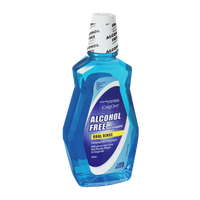 CareOne Alcohol Free Antiseptic Mint Oral Rinse