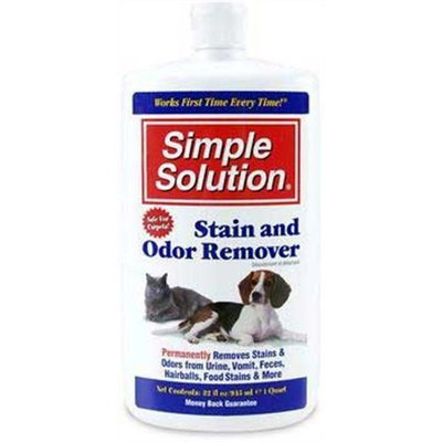 Simplehuman Simple Solution Stain & Odor Remover, 32 Ounce