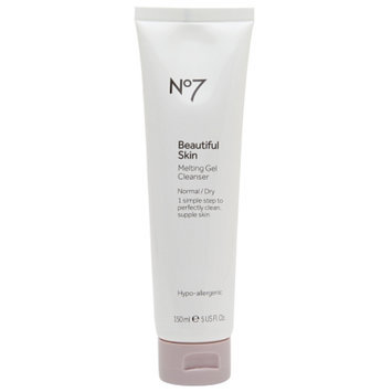 Boots No7 Beautiful Skin Melting Gel Cleanser