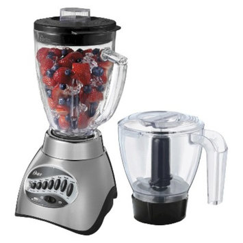 Oster 16 Speed Blender with Food Processor Attachment