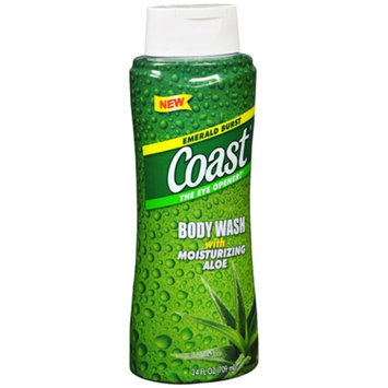 Coast Body Wash, Emerald Burst, 24 fl oz