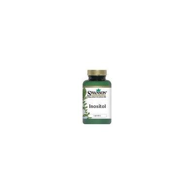 Swanson Premium Inositol 650 mg 100 Caps