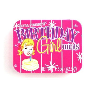 Boston America Birthday Girl Mints - Extra Strength
